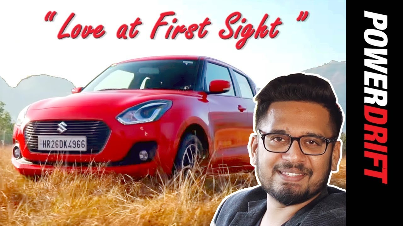 Maruti Suzuki Swift : Love at First Sight? : PowerDrift
