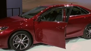Car Tech - Can Toyota make the new 2015 Camry XSE sexy?