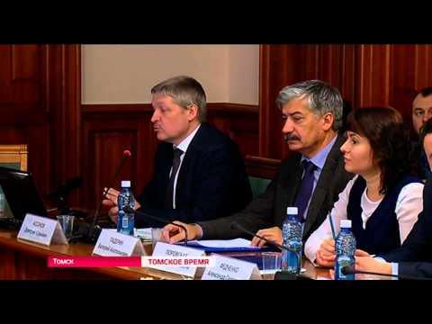 Тему строительства обсуждали сегодня в Администрации Томской области