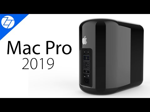NEW Mac Pro (2018) - REDESIGN!