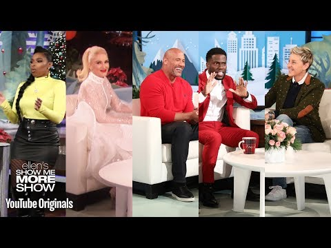 connectYoutube - Jennifer Hudson, Dwayne Johnson & Kevin Hart, and Gwen Stefani on Blake