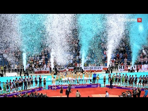 Asseco Resovia Rzeszow 4th in the Champions League Final Four