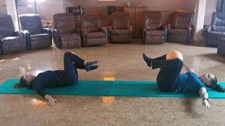 Ćwiczenia wzmacniające mięśnie posturalne