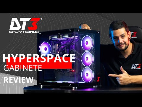 Review do Gabinete Hyperspace! (GIGANTE)