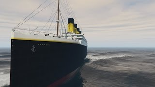 This GTA 5 Mod Let's You Ride On Board The Titanic