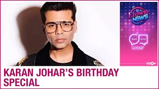 Happy Birthday Karan Johar | His story and journey in the film and TV industry - ZOOMDEKHO