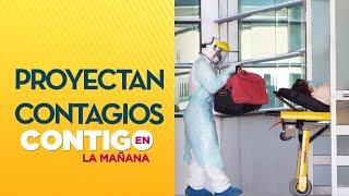 OPS: Chile llegó a su peak de contagios y durará 15 días - Contigo en La Mañana