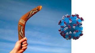 El Búmeran Coronavirus que tenemos que evitar