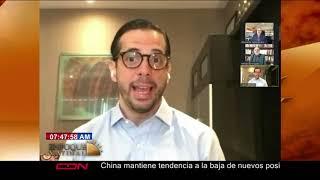 Entrevista al vicepresidente del CONEP, Cesar Dargam en Enfoque Matinal