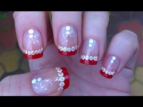 download youtube to mp3 schneeflocken n gel einfaches winter stamping nageldesign nail art. Black Bedroom Furniture Sets. Home Design Ideas