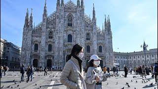 """""""Tenemos una tasa negativa de infección"""": Testimonio de peruana residente en Italia"""