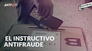 Evitemos El Fraude Electoral [Editorial] | El Antinoti