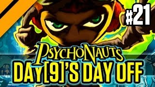Day[9]'s Day Off - Psychonauts Part 2 - P21