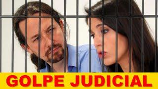 La Justicia CASTIGA a Pablo Iglesias e Irene Montero