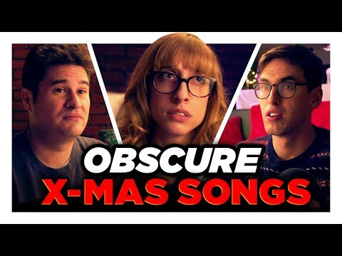 connectYoutube - Obscure Christmas Songs | Hardly Working