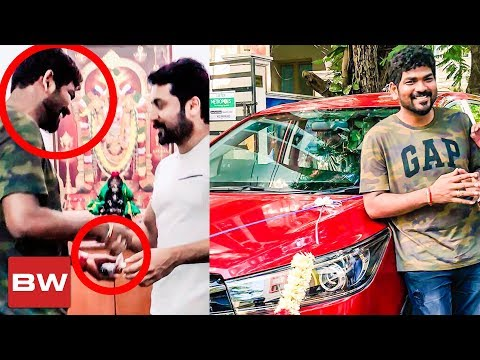 connectYoutube - Suriya's surprise gift | Vignesh ShivN's emotional tweet | TK978
