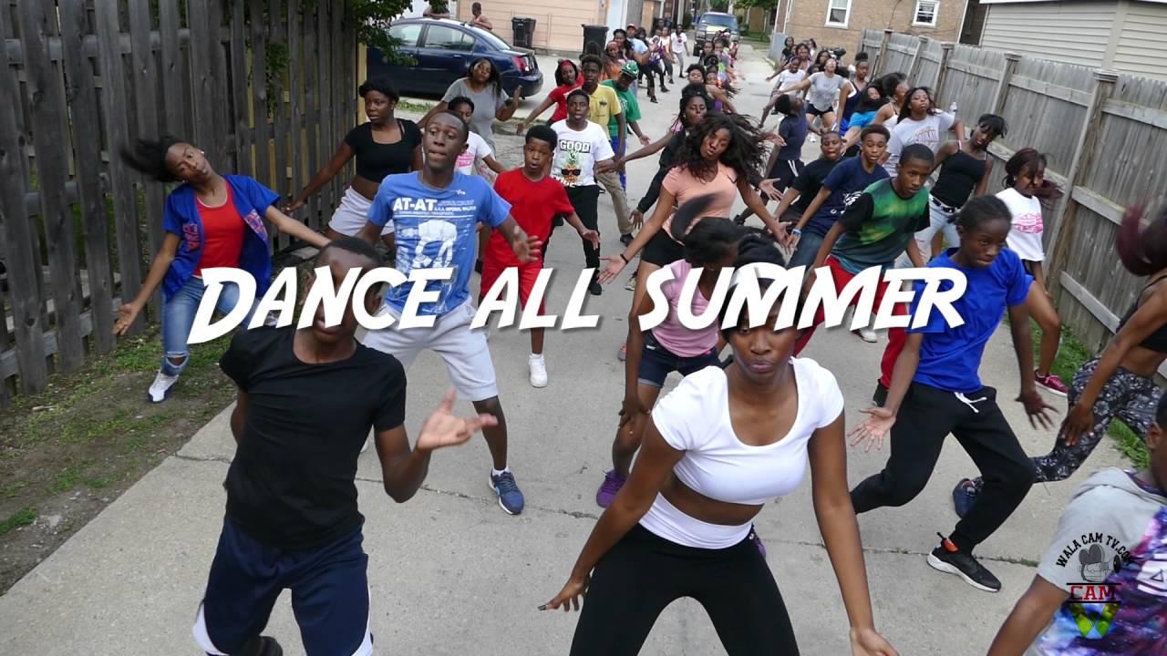 WALACAMTV.COM ITS ON..Dance Force Elite - #DanceAllSummer - WalaCamTV