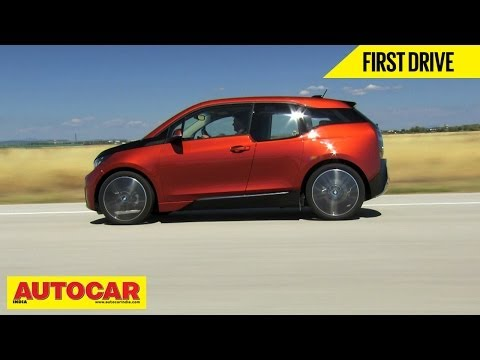 BMW i3 Electric Car | First Drive | Autocar India