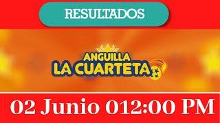 Anguilla Lottery Cuarteta 12 PM Resultados de Hoy 02 de Junio del 2020   Todas Las Loterías Dominica