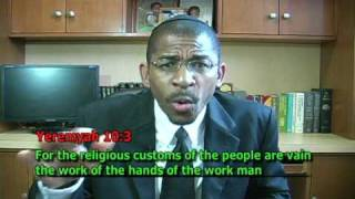 The False Name Jesus (1 of 3) Given To Us By Those Say . . . Follow The Pagans