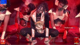 Tejaswini Performance Promo - Dhee Champions Grand Finale - 2nd December  2020 - Sudigali Sudheer - MALLEMALATV