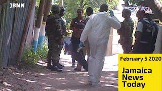 Jamaica News Today February 5 2020/JBNN