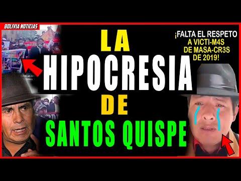 HIJO DE MALLKU, SANTOS QUISPE. FALTA EL RESPETO A VICTI-M4S DE MASA-CR3 2019, EN CIERRE DE CAPAÑA