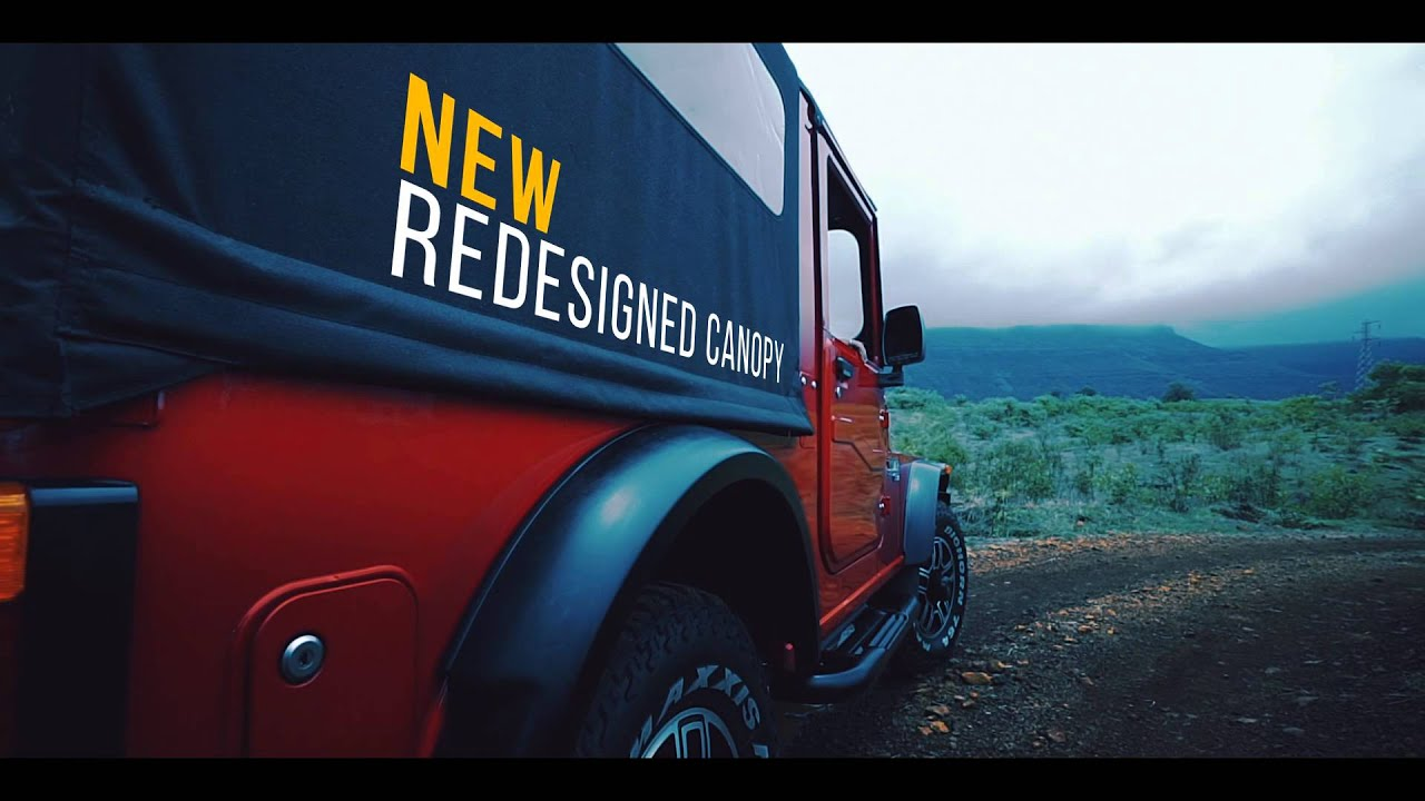 The New Thar CRDe