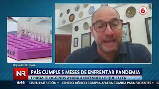 Costa Rica cumple 5 meses en pandemia