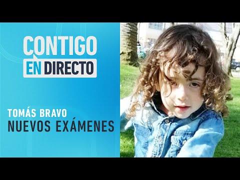 NUEVAS PERICIAS: Abogado anunció exámenes a ropa de Tomás Bravo - Contigo en Directo