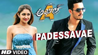 Padessavae Video Song