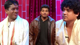 Jabardasth Avinash,Raising Raju Performance - Santham Raja Hilarious Skit - Kiraak Comedy Show - MALLEMALATV