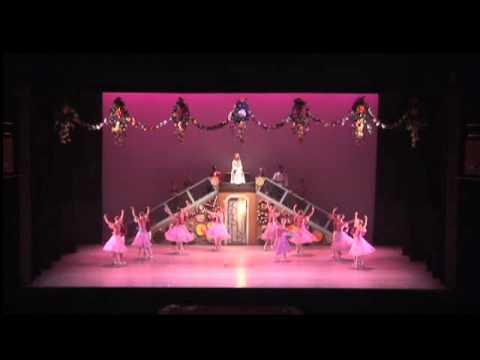 Cia Cisne Negro apresenta - Quebra Nozes no Teatro Alfa