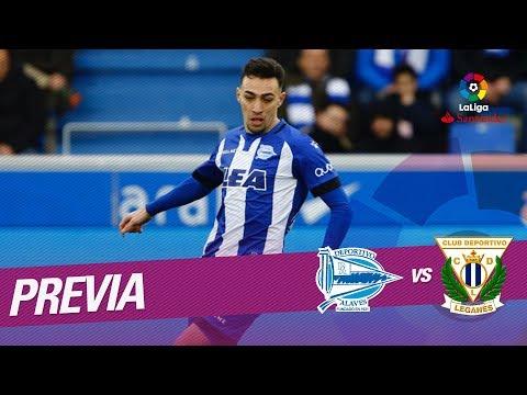 Previa Deportivo Alavés vs CD Leganés