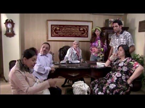 نونة المأذونة - مشهد كوميدي رائع في مسلسل نونة المأذونة