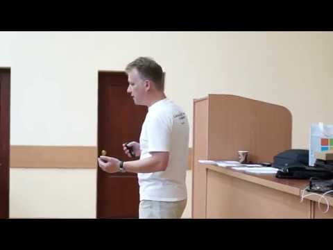 Обучающий семинар компании Tektronix Inc в ТУСУР
