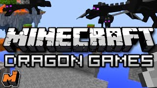 Minecraft: ENDER DRAGONS GALORE! (Mineplex Mini Games)