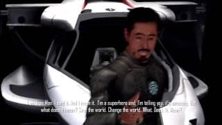 Iron Man 2 Walkthrough - Part 1
