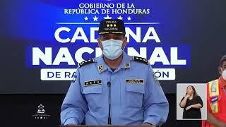 Cadena Nacional / 207 casos nuevos y continua TOQUE DE QUEDA ABSOLUTO / 24 mayo