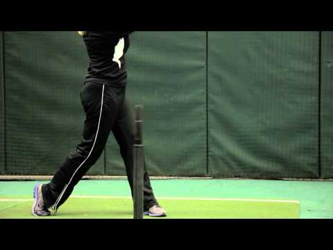 Babe Ruth Hitting Drill for Softball with Carie-Dever Boaz Video