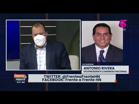 Toño Rivera asegura que Congreso aprobará presupuesto al CNE