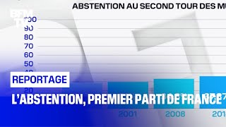 L'abstention, premier parti de France
