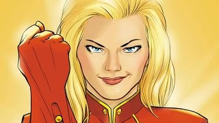 Will Captain Marvel Join the Guardians of the Galaxy? - IGN Conversation