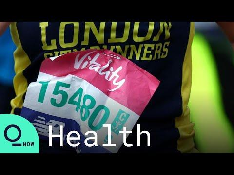 Thousands Attend London's First Half Marathon Since Covid