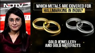 Gold Hallmarking: How To Tell A Real One From Fake? - NDTV