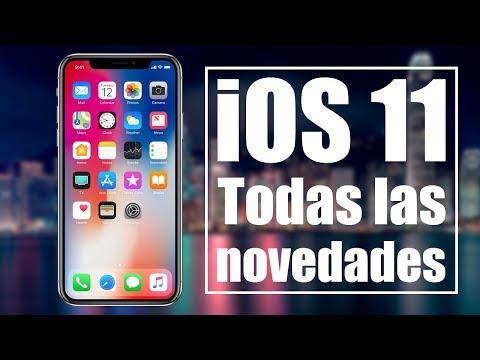 iOS 11: Todas las novedades