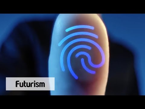 Screen Embedded Fingerprint Sensor