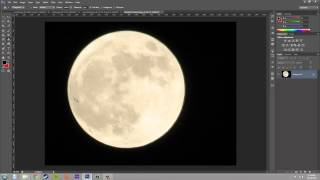 Photoshop CS6 Tutorial - 144 - Creating Channel Masks