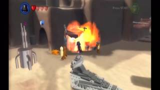Gamecube Longplay [013] Lego Star Wars II: The Original Trilogy (Part 4 of 10)