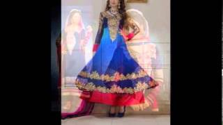 Latest Long Anarkali Dress Designs Patterns ThetradeBoss.com